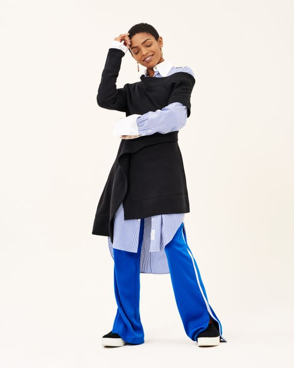 The Spring Issue's Girl on the Rise, Selah Marley, may come from a very talented (and famous) family, but the young model and music lover told us how she's branching out all on her own. We can't...