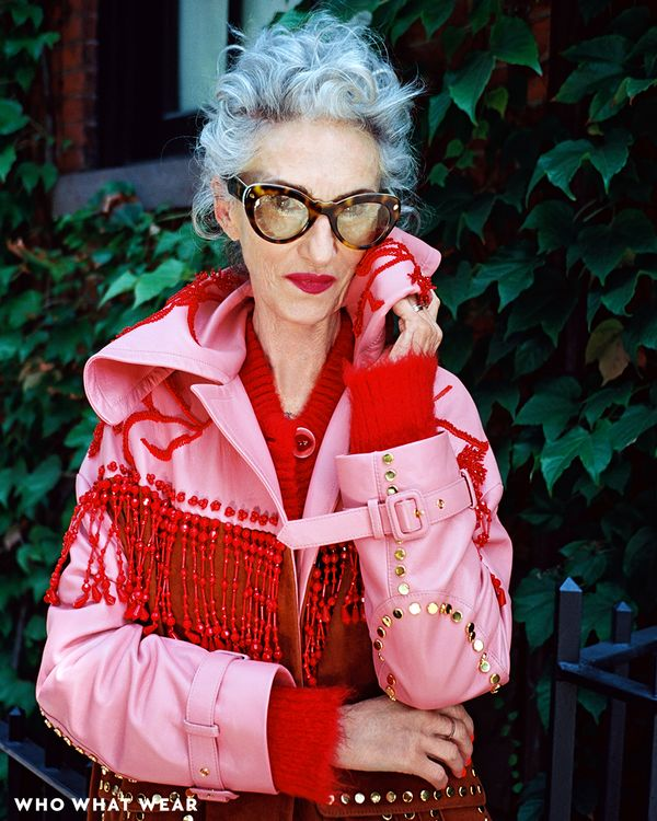Linda Rodin isan icon in so many categories: career, style, and living a fulfilling life in general. It was an honor to have her show off her bold style—alongside her dog Winky, of...