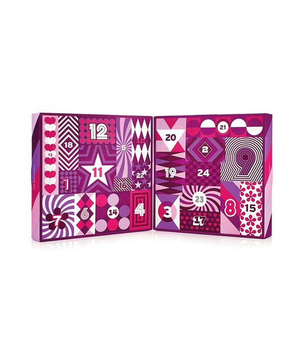 Beauty Advent Calendars: The Body Shop 24 Days of Beauty Advent Calendar
