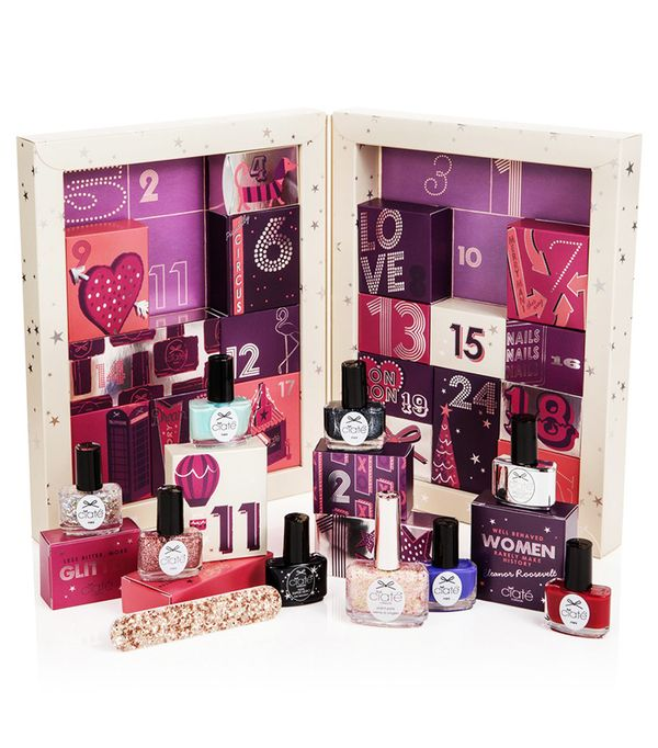 Beauty advent calendars: Ciate Mini Mani Month