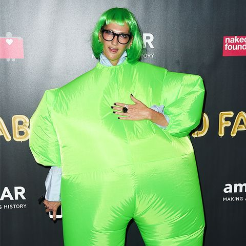These Are the Celebrities Who Won Halloween (So Far)