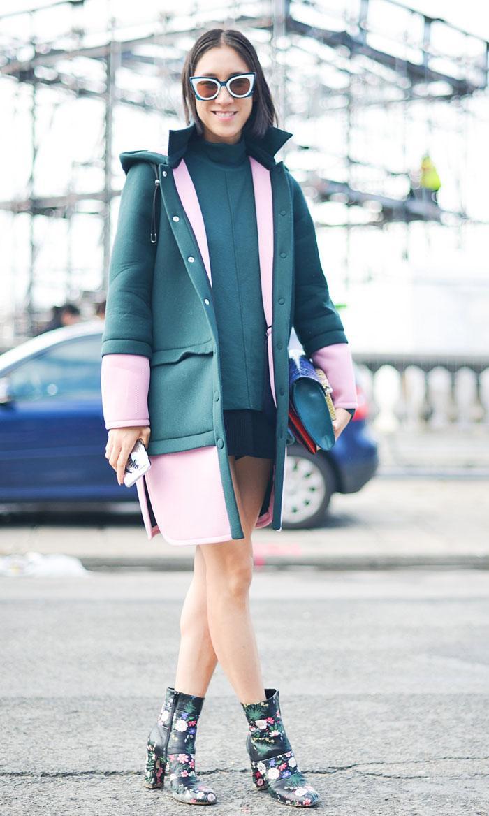 Eva Chen style: