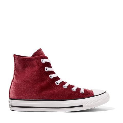 Chuck Taylor All Star Velvet High-Top Sneakers