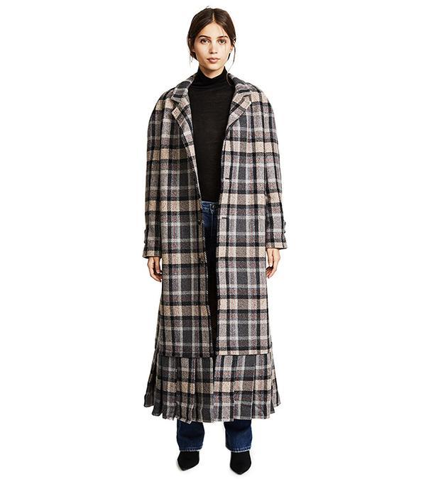 Extacy Tartan Coat
