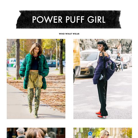 5 Jacket Trends All the Cool Girls Are Wearing