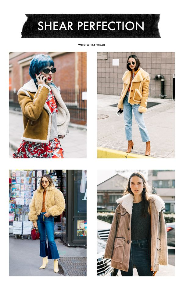 Can it really even be fall without at least one cozy shearling jacket hanging in your closet? The answer is no. Whether you're in need of a quick extra layer or want to add some texture to a...