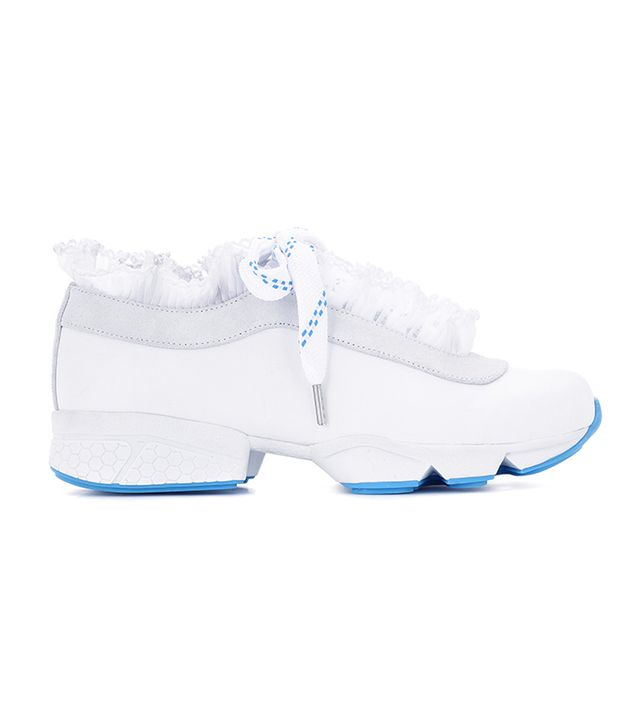 Exclusive to mytheresa.com – Augusta leather sneakers