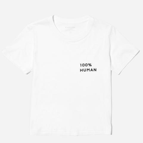 The Human Box Tee