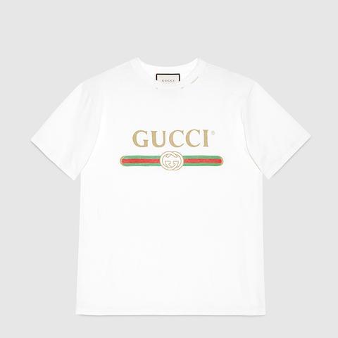 Logo Cotton T-Shirt