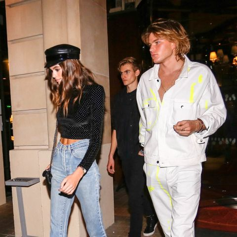 The New Brand Kaia Gerber DMs All the Time