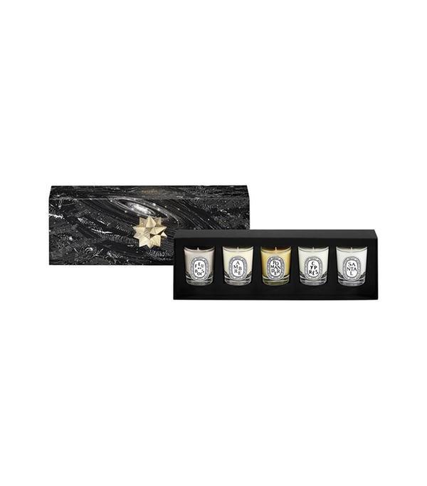 Diptyque Mini Candle Set