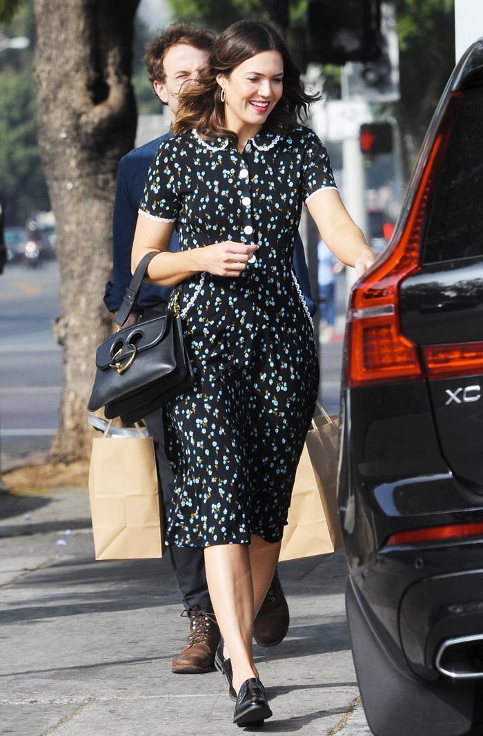 Mandy Moore Christy Dawn Dress