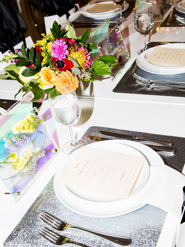 man repeller modern dinner party