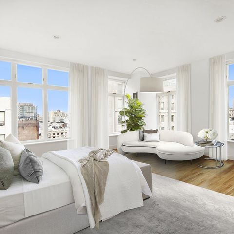 Inside the NYC Penthouse Rihanna Paid $50,000 a Month to Rent