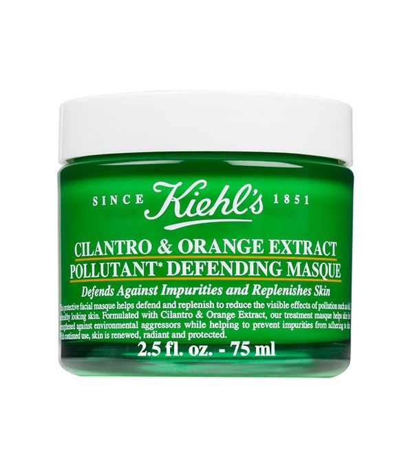 1851 Cilantro & Orange Extract Pollutant Defending Mask 3.4 oz/ 100 mL