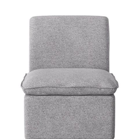Beckstand Lounge Chair Gray