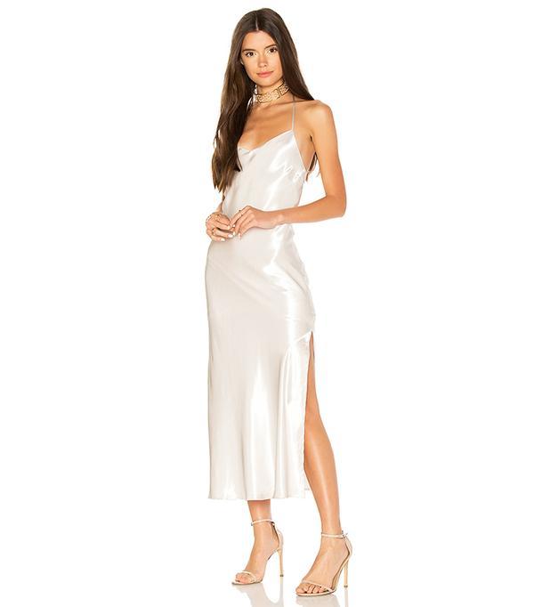 Pfeiffer Slip Dress in Ivory. - size Aus 8 / US XS (also in Aus 14 / US L)
