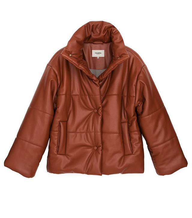 Nanushka Puffer Jacket
