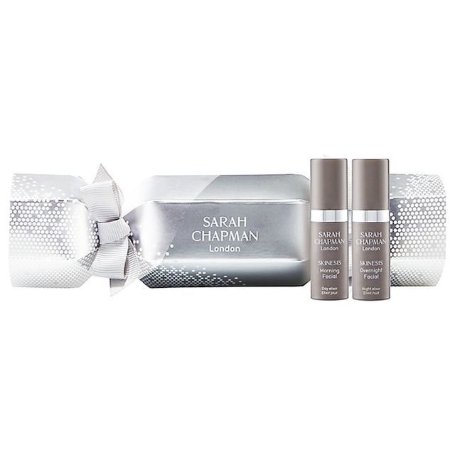 Beauty christmas crackers: Sarah Chapman Skincare Cracker