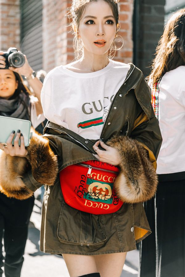gucci fanny packs