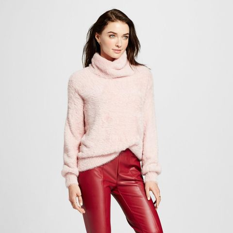 Soft Slouchy Turtleneck
