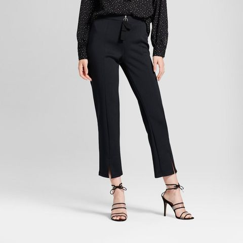 Skinny Zip Track Trousers