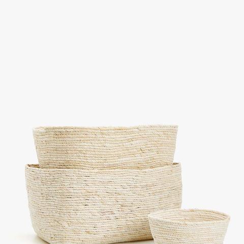 Maize Leaf Basket