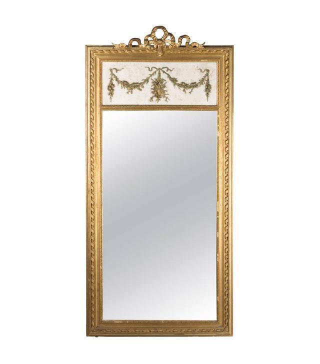1stdibs 19th Century Louis XVI Style Trumeau Mirror