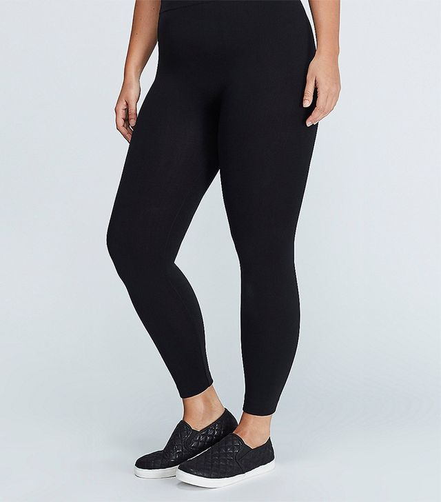 Lane Bryant Fleece Leggings