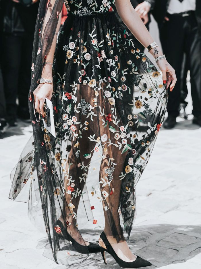 Chiara Ferragni at Paris Fashion Week