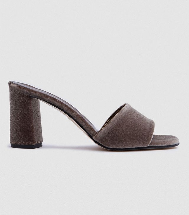 Creatures of Comfort Fawn Heel in Khaki