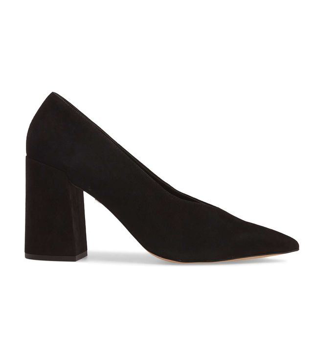 Topshop Greatal Pointy Toe Pump