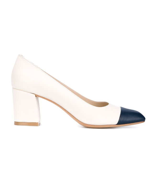 Maryam Nassir Zadeh Maryam Leather Pump