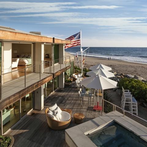 Step Inside Ellen Degeneres's Dreamy $18.6 Million Beachfront Home