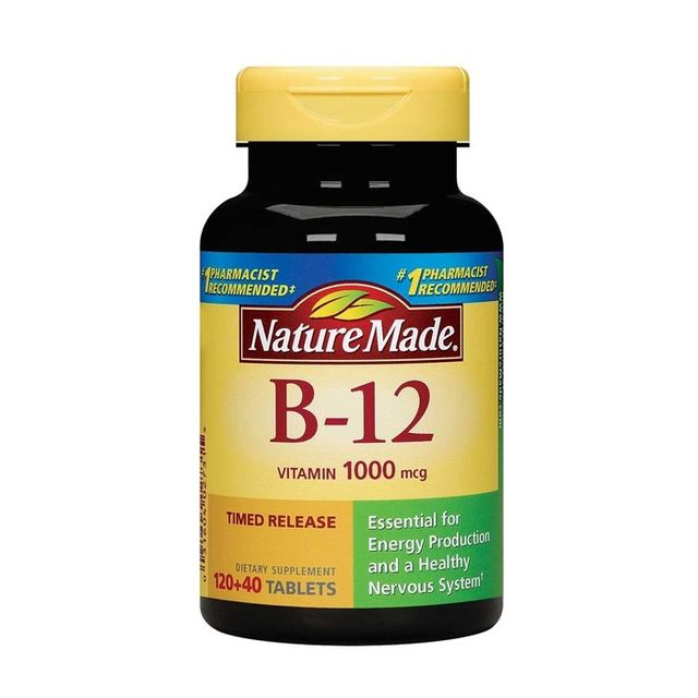 Nature Made Vitamin B-12 Timed Release Tablets