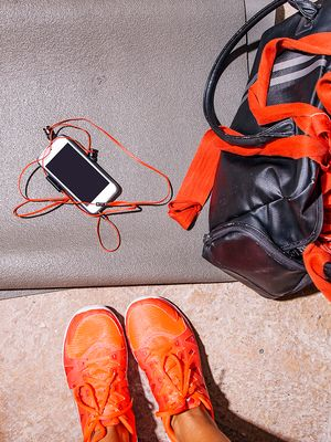 What Beauty Editors Always Keep in Their Gym Bags