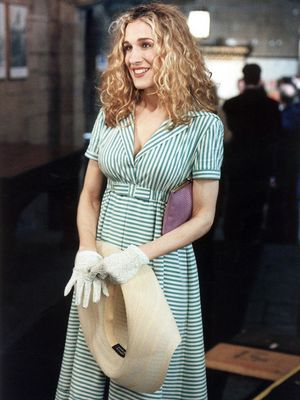The Shoe Trend Carrie Bradshaw Started 17 Years Ago, Has Finally Taken Off
