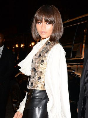 Zendaya's Outfit Has Convinced Us to Finally Break Out the Tights