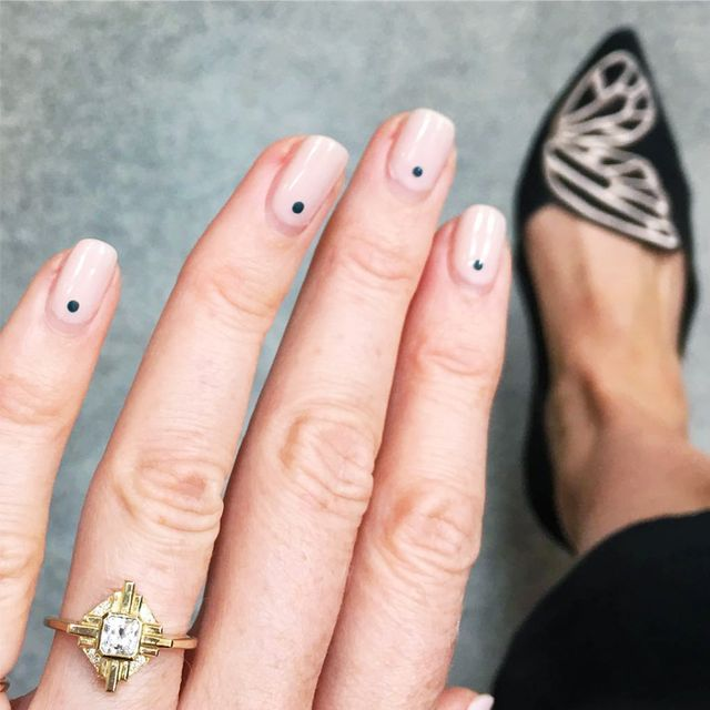 Affordable Engagement Rings: Zoe and Morgan engagement ring