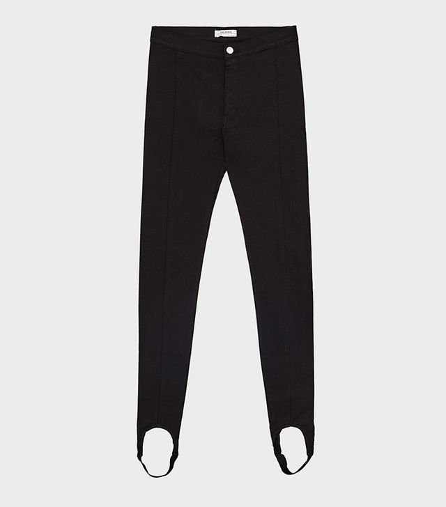 Zara High Waist Fuseau Leggings