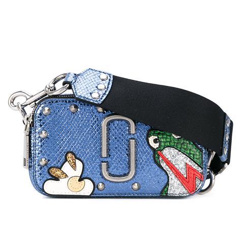 Frog Snapshot Bag