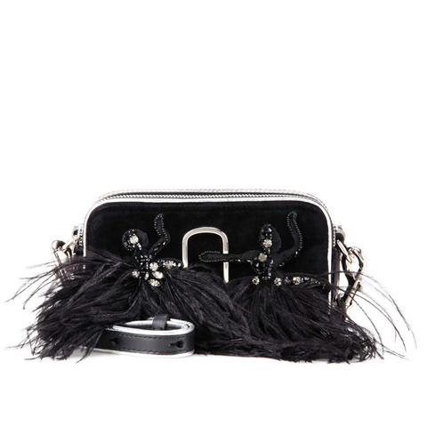 Snapshot Velvet Bag