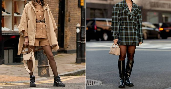 I Tried on 23 Pairs of Tights, and This One Brand Is Clearly the Best