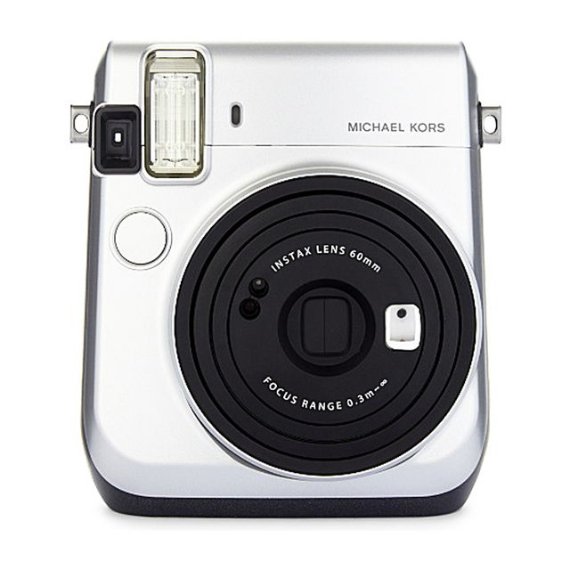 Your Best Friend Will Love These 21 Gift Ideas: Michael Kors X Fujifilm Instax Camera