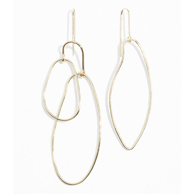 Your Best Friend Will Love These 21 Gift Ideas: & Other Stories Asymmetrical Earrings