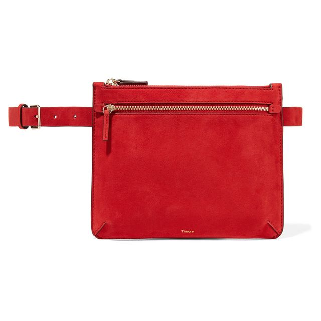 Your Best Friend Will Love These 21 Gift Ideas: Theory Suede Belt Bag