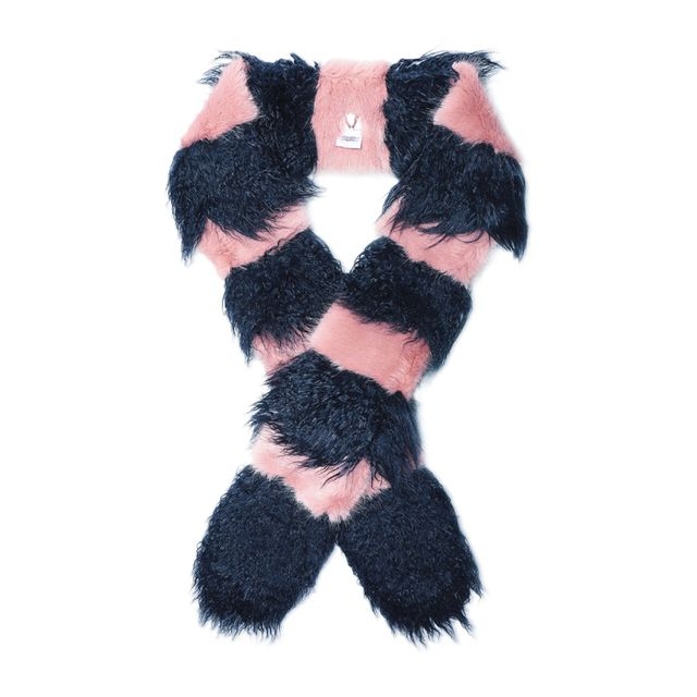 Your Best Friend Will Love These 21 Gift Ideas: Shrimps Marnie Faux Fur Scarf