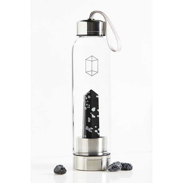 Your Best Friend Will Love These 21 Gift Ideas: Glacce Exclusive Crystal Water Bottle