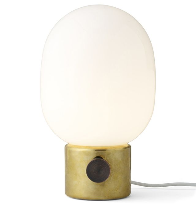 Your Best Friend Will Love These 21 Gift Ideas: JWRA Polished Brass Lamp