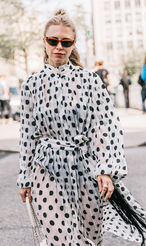 12 non-boring black and white outfits